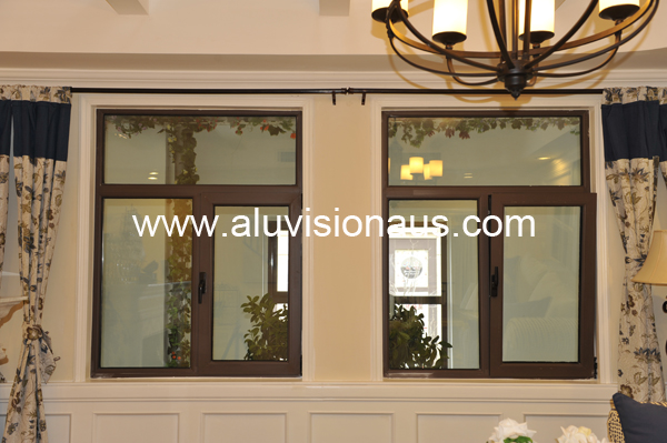 Tilt & Turn/Side Hinged Window with AS2047 in Australia & NZ