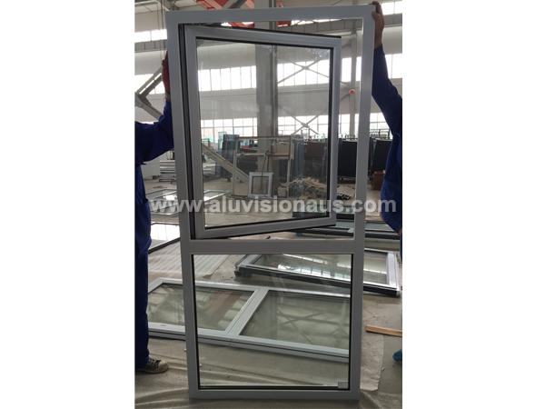 FLGR58 series thermal insulation side hinged window with AS2047 certification