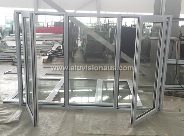 FLGR58 series thermal insulation side hinged window pass AS2047 standard